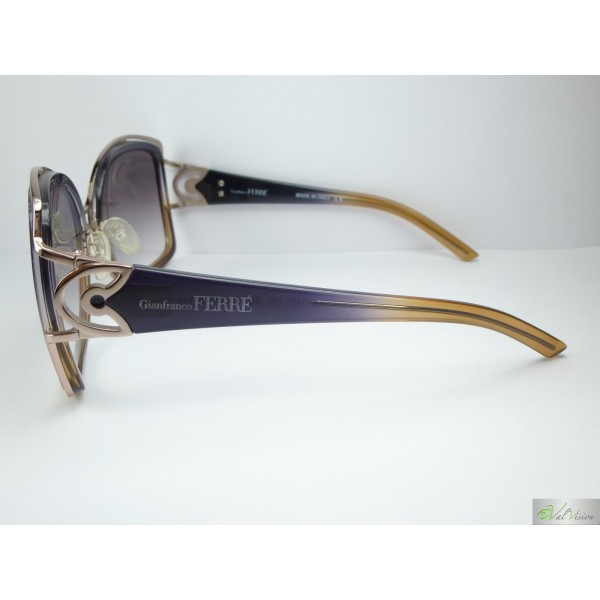 eaa6911d34ef97 acheter lunette de soleil femme GIANFRANCO FERRE GF948-03 - magasin ...