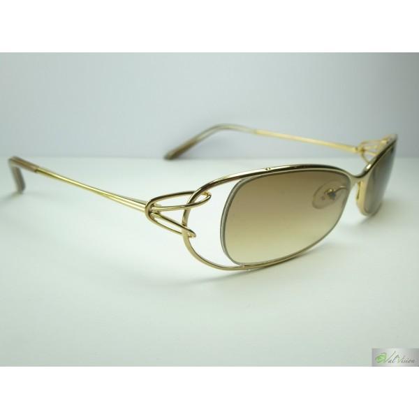 c3b576829a5 achat vente lunettes de soleil femme FRED VOLUTE OR N3- magasin optique  casablanca boutique valvision opticien maroc france