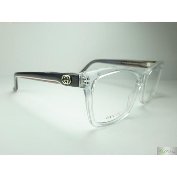 achat vente lunettes de vue femme GUCCI GG 3563 - magasin optique  casablanca boutique valvision opticien maroc 7a2698d32291