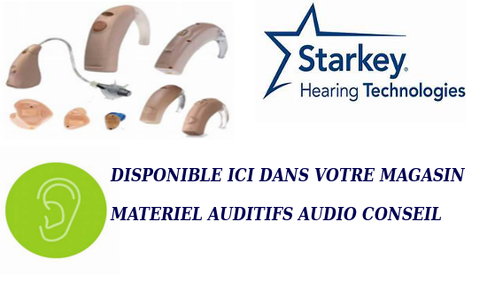 MATERIEL AUDITIF